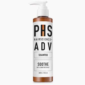 PHS HAIRSCIENCE ADV Soothe Shampoo for dry and sensitive scalp