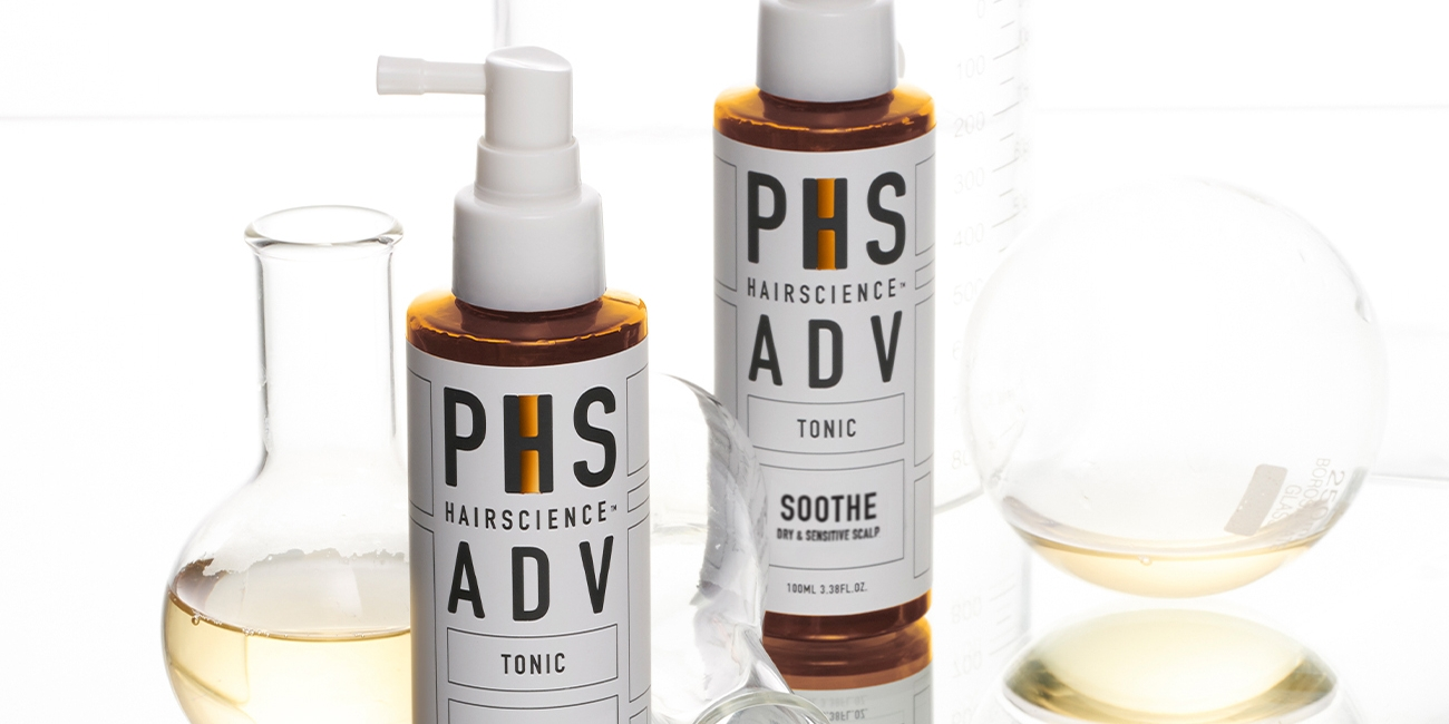 PHS HAIRSCIENCE®️ Dry & Sensitive | Hypersensitive Scalp