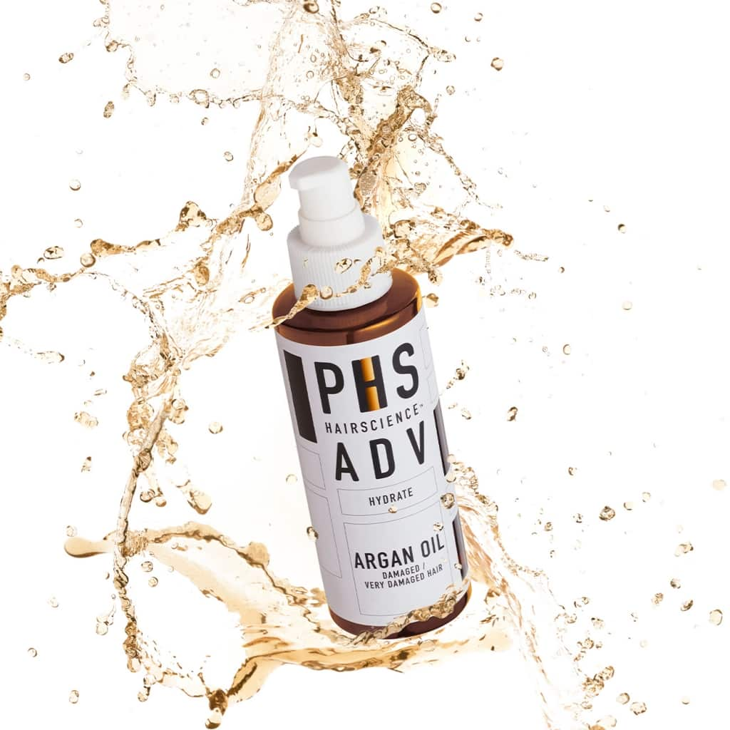 PHS HAIRSCIENCE®️ Dry & Hair Severely Damaged by Chemical Processes