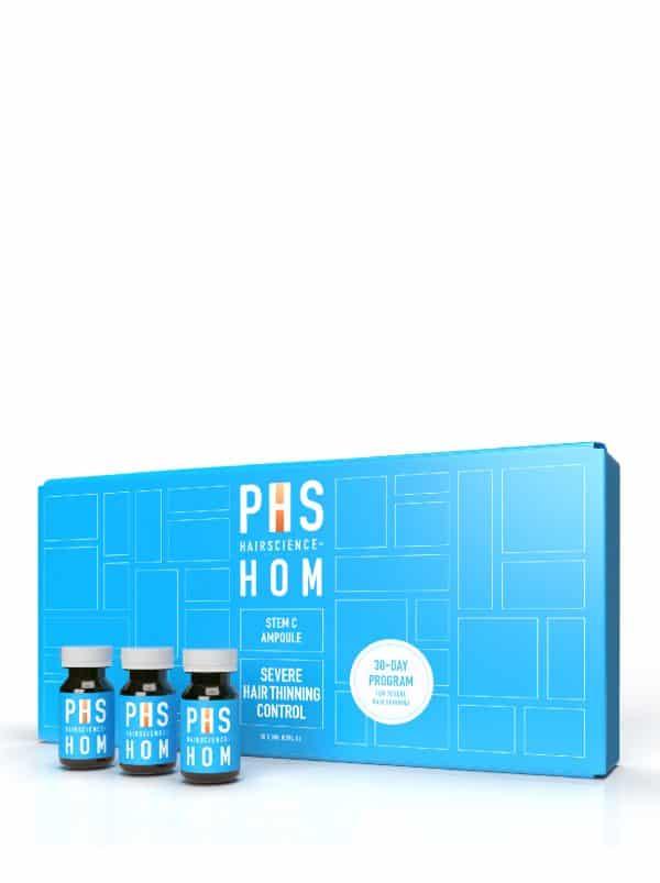 PHS HAIRSCIENCE®️ HOM Stem C Ampoule