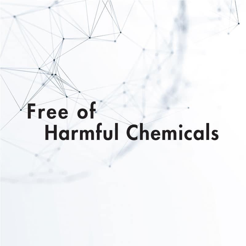 PHS HAIRSCIENCE® Ingredient Free of Harmful Chemicals