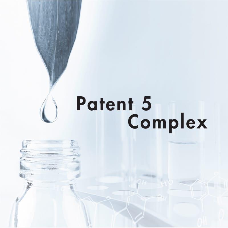 PHS HAIRSCIENCE® Ingredient Patent 5