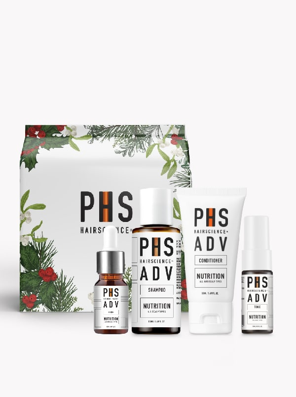 PHS HAIRSCIENCE®️ ADV Nutrition Festive Starter Kit