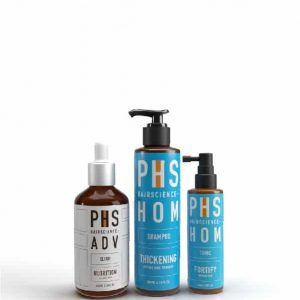 PHS HAIRSCIENCE®️ HOM Thickening Bundle Kit