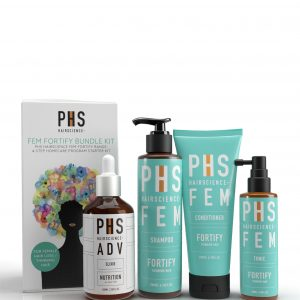 PHS HAIRSCIENCE FEM Fortify Bundle Kit