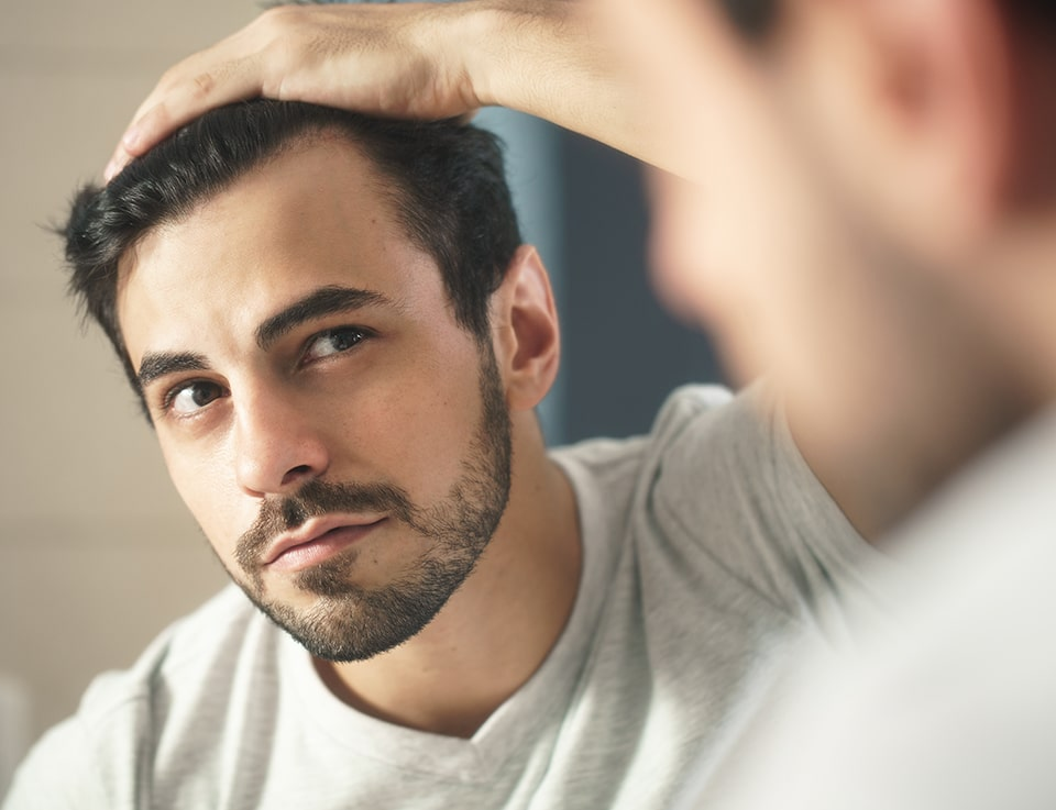 PHS HAIRSCIENCE®️ How to fight hair loss in men