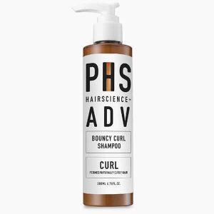 PHS HAIRSCIENCE®️ ADV Bouncy Curl Shampoo