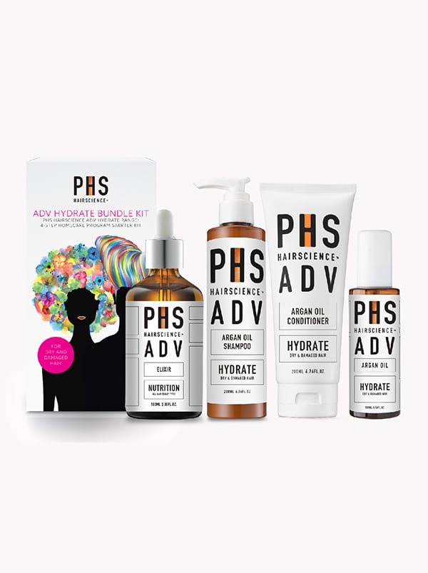 PHS HAIRSCIENCE®️ ADV Hydration Bundle Kit
