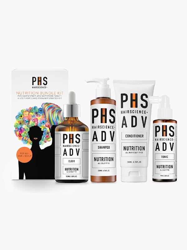 PHS HAIRSCIENCE®️ ADV Nutrition Bundle Kit