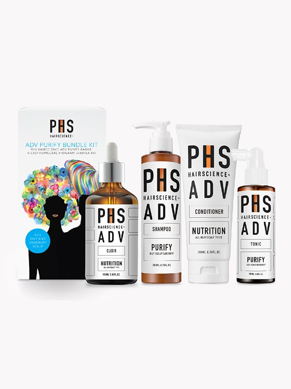 PHS HAIRSCIENCE®️ ADV Purify Bundle Kit
