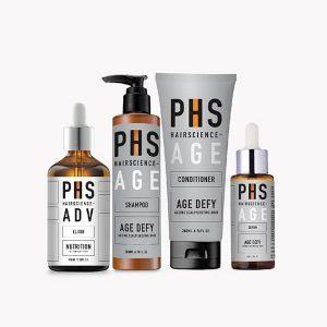 PHS HAIRSCIENCE®️ AGE Defy Bundle Kit