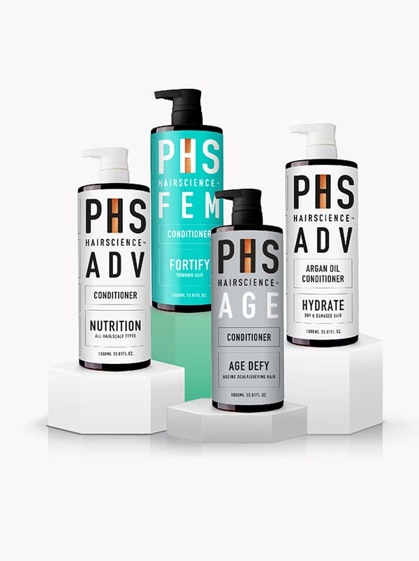 PHS HAIRSCIENCE®️ Assorted Conditioner 1000ml