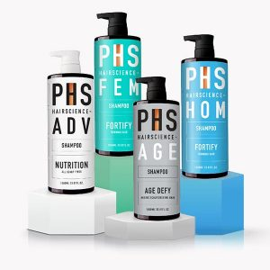 PHS HAIRSCIENCE®️ Assorted Shampoo 1000ml