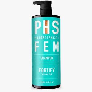 PHS HAIRSCIENCE®️ FEM Fortify Shampoo 1000ml