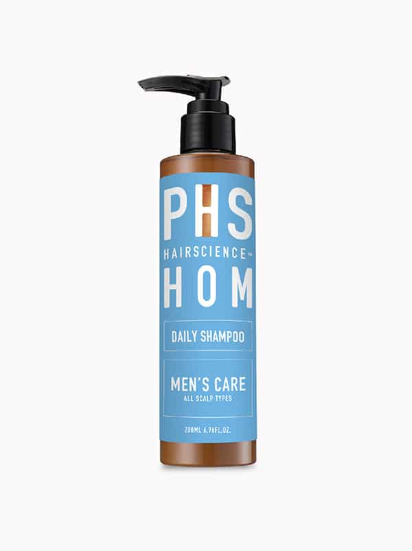 PHS HAIRSCIENCE®️ HOM Daily Shampoo