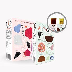 PHS HAIRSCIENCE®️ Nutri-Hair Happy Hair Hormones + Healthy Hair Booster Bundle
