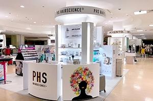 PHS HAIRSCIENCE®️ Takashimaya Counter