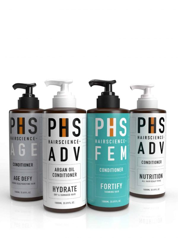 PHS HAIRSCIENCE_Assorted Conditioner 1000ml