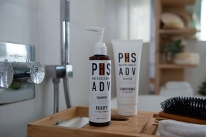 ADV Purify Shampoo and Conditioner for oily scalp and dandruff
