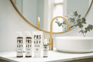 PHS HAIRSCIENCE Daily Regime for curly hair
