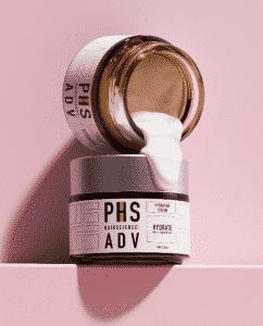 ADV Hydration cream leave-in treatment for frizz control
