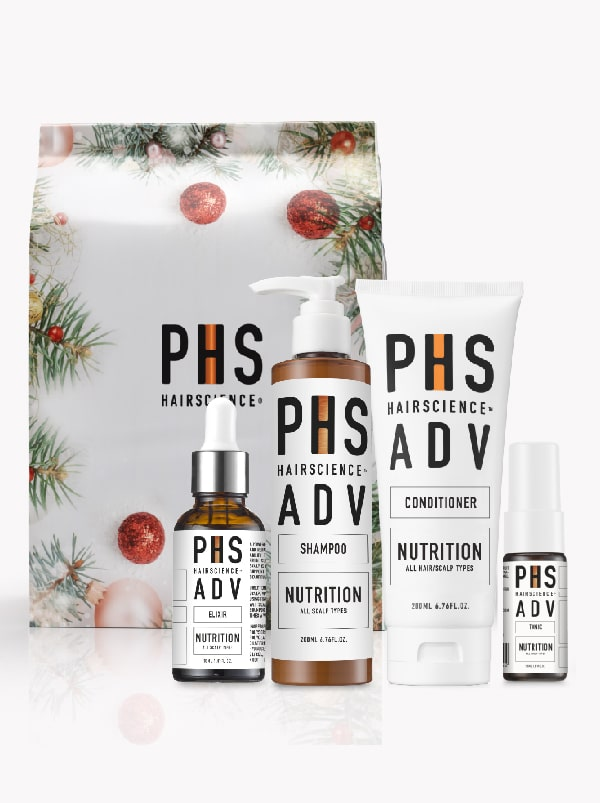 PHS HAIRSCIENCE®️ ADV Nutrition Festive Set