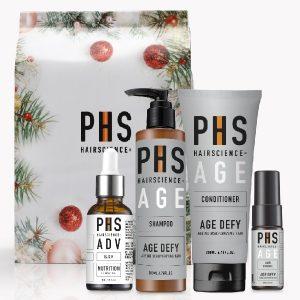 PHS HAIRSCIENCE®️ AGE Defy Festive Set