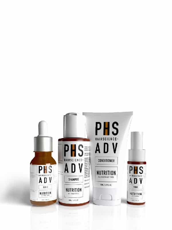 PHS HAIRSCIENCE®️ ADV Nutrition Regime Care Kit