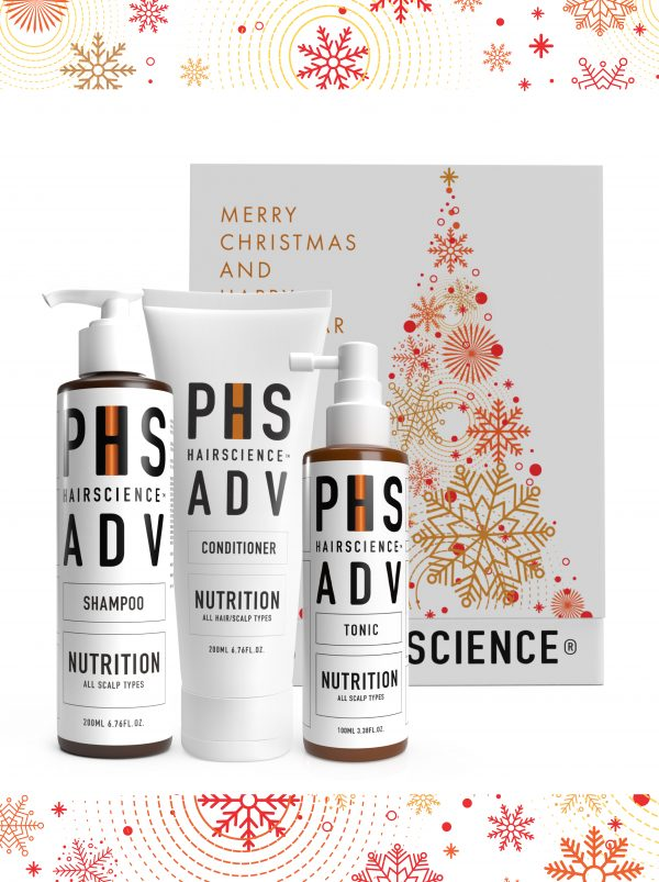 PHS HAIRSCIENCE Christmas Gifting sets $149_ADV Nutrition