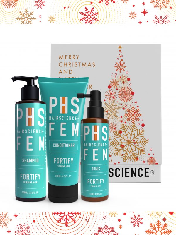 PHS HAIRSCIENCE _Christmas Gifting sets $149_FEM Fortify