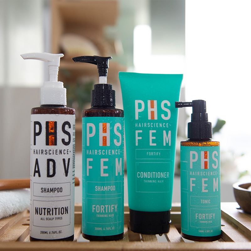 PHS HAIRSCIENCE®️ Daily Regime