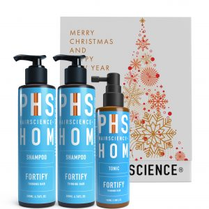 PHS HAIRSCIENCE _Christmas Gifting sets $149_HOM Fortify