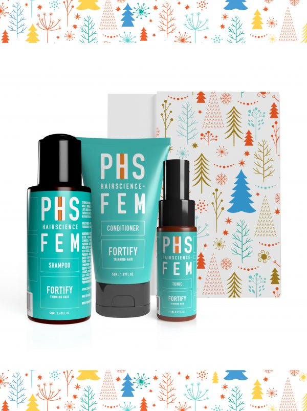 PHS HAIRSCIENCE _Christmas Gifting sets_$45_FEM Fortify