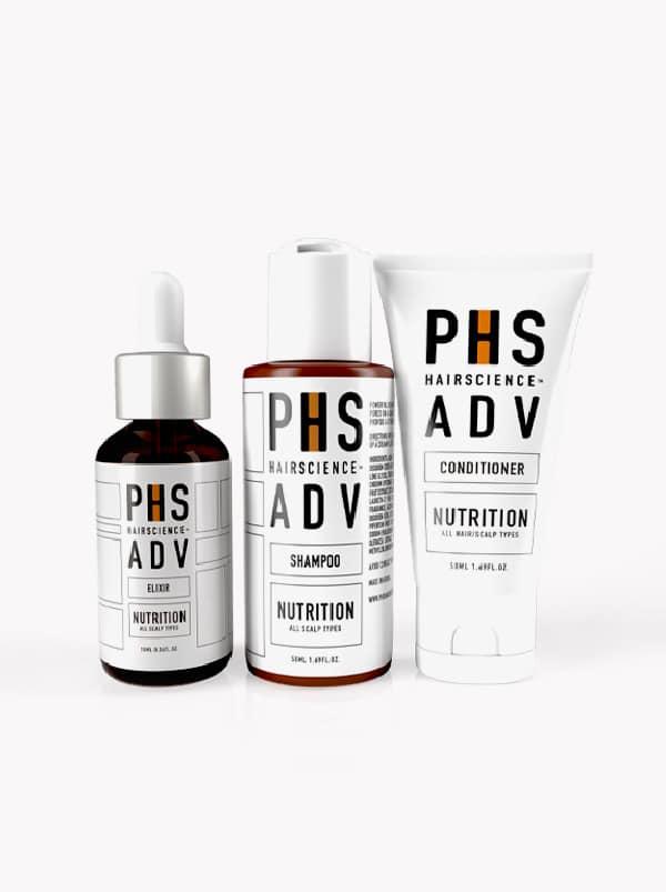 PHS HAIRSCIENCE_ADV Nutrition Regime Trial Kit