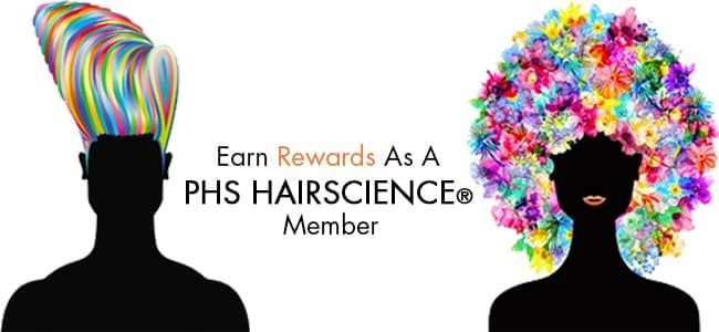 PHS HAIRSCIENCE_Loyalty Program Banner