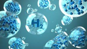 Hydrogen as an antioxidant