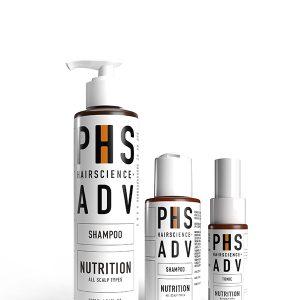 PHS HAIRSCIENCE ADV NUTRITION NDP BUNDLE
