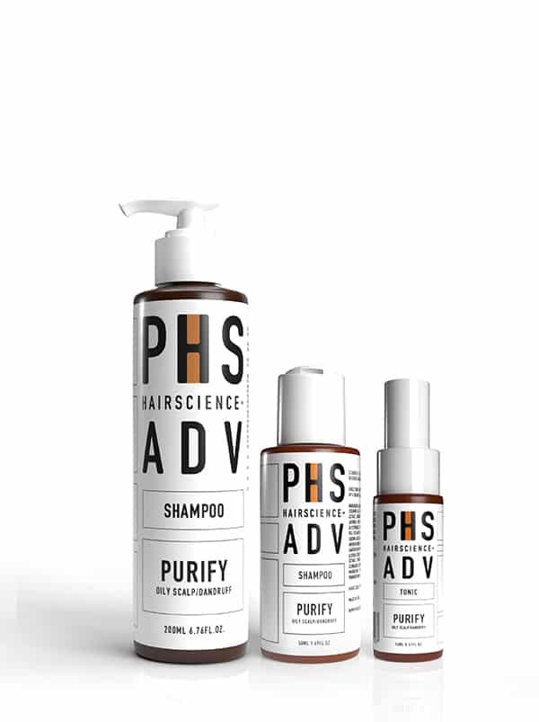 PHS HAIRSCIENCE ADV Purify NDP Bundle