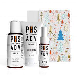 PHS HAIRSCIENCE _Christmas Gifting sets_$45_ADV Soothe