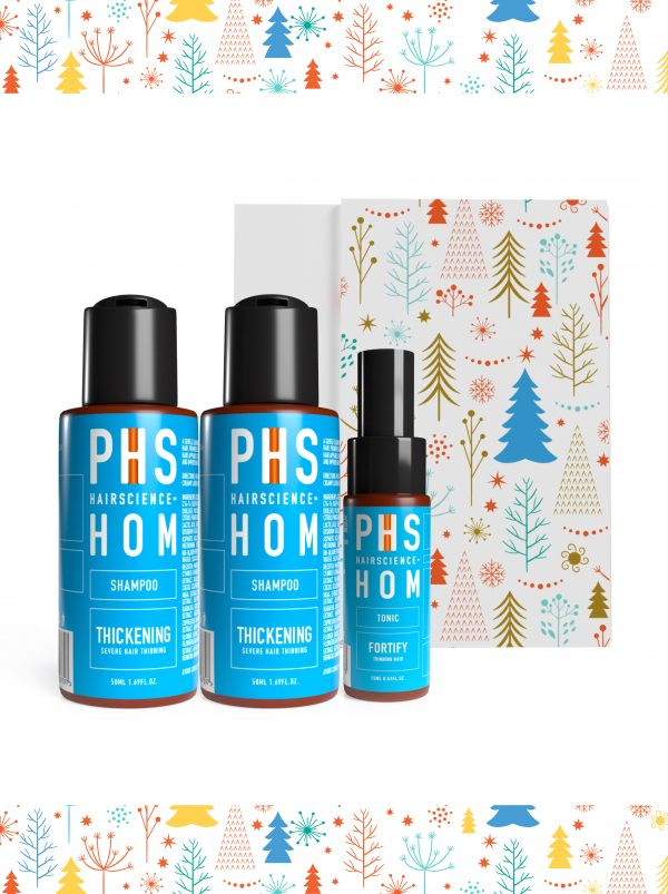PHS HAIRSCIENCE _Christmas Gifting sets_$45_HOM Thickening